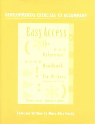 Easy Access Handbook: Exercises