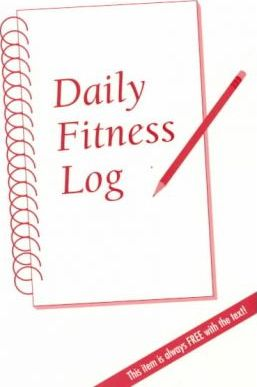 Flanagan Industrial Test: Fit and Well: Daily Fitness Log