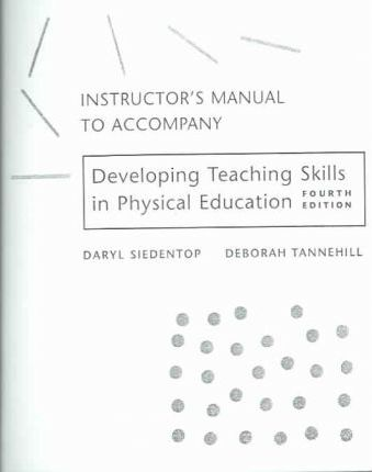 Developmental: Teaching Skills in PE