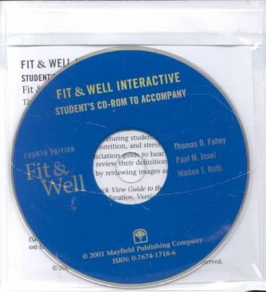 Student CD Fit & Well