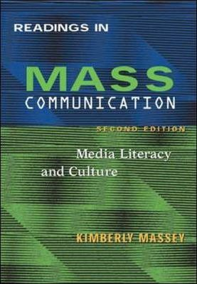 Readings In Mass Communications