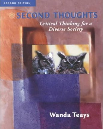 Second Thoughts Diverse Society