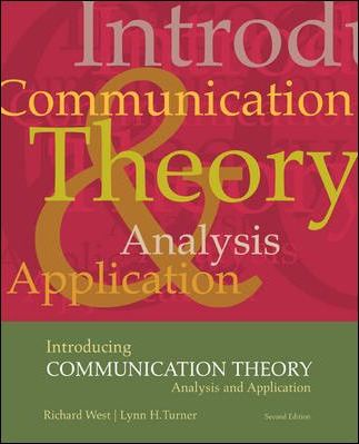Intro to Communication Theory