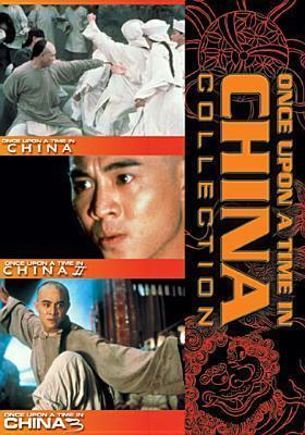 Once Upon a Time in China Trilogy