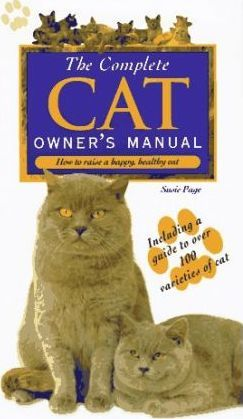 Iams Complete Cat Owner's Manual