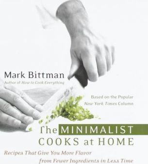 The Minimalist Cooks at Home