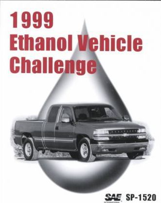 Ethanol Vehicle Challenge 1999