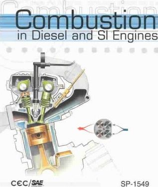 Combustion in Diesel and SI Engines