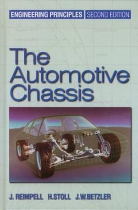 THE AUTOMOTIVE CHASSIS, 2ND ED