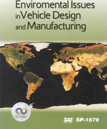 Environmental Issues in Vehicle Design and Manufacturing