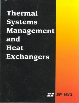 Thermal Systems Management and Heat Exchangers