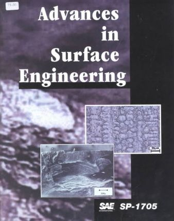 Advances in Surface Engineering