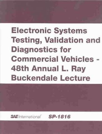 Electronic Systems Testing and Validation for Commercial Vehicles