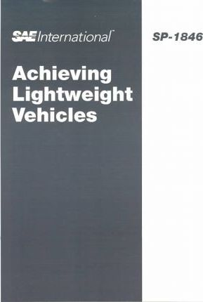 Achieving Lightweight Vehicles