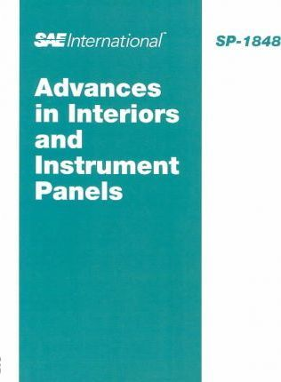 Advances in Interiors and Instrument Panels