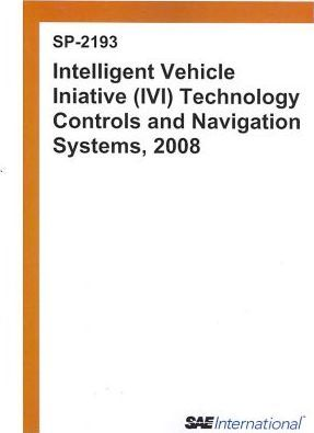 Intelligent Vehicle Initiative (IVI) Technology Controls and Navigation Systems, 2008
