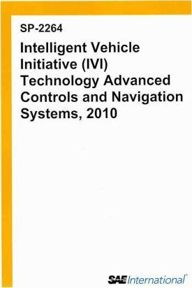Intelligent Vehicle Initiative Ivi Technology Advanced Controls and Navigation Systems, 2010