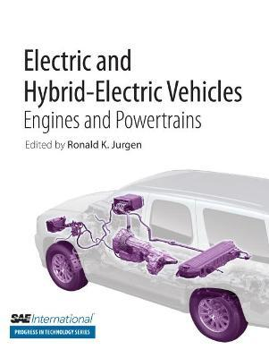 Electric and Hybrid-Electric Vehicles: v. 3