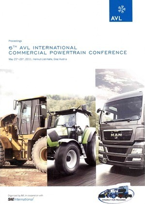 6th AVl International Commercial Powertrain Conference