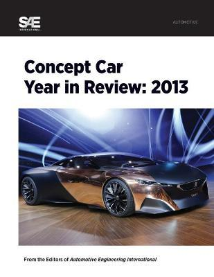 Concept Car Year in Review, 2013