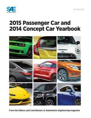 2015 Passenger Car and 2014 Concept Car Yearbook