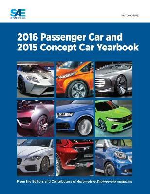 2016 Passenger Car and 2015 Concept Car Yearbook