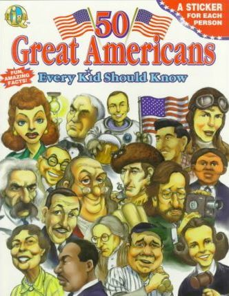 50 Great Americans