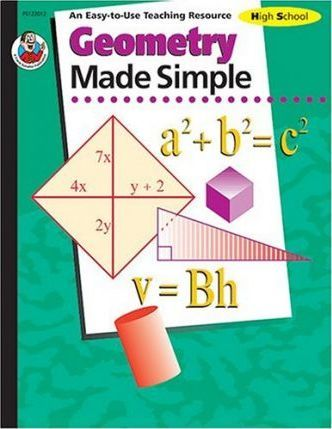 Geometry Made Simple, Grades 9 to 12