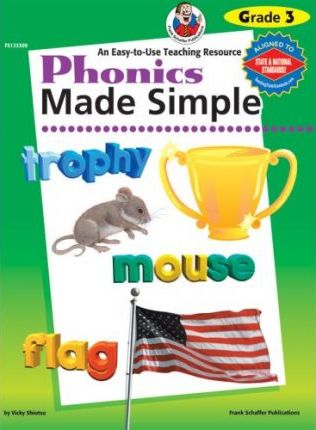 Phonics Made Simple, Grade 3