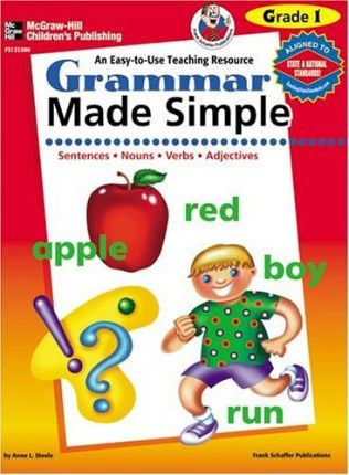 Grammar Made Simple, Grade 1