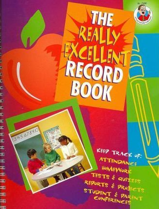 The Really Excellent Record Book, Grades K - 6