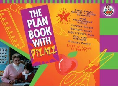 The Plan Book with Pizazz