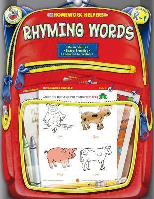 Rhyming Words, Homework Helpers, Grades PreK-1