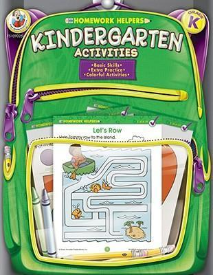 Kindergarten Activities, Homework Helpers, Grade K