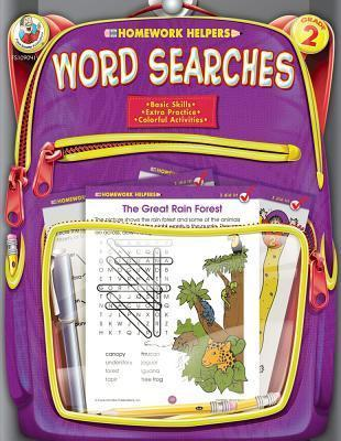 Word Searches, Grade 2