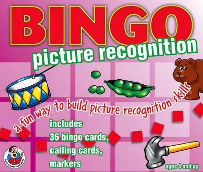 Picture Recognition Bingo