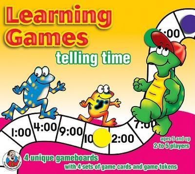 Telling Time Learning Game