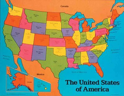 The United States of America Cheap Chart