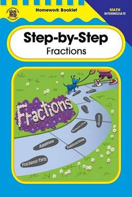 Step-By-Step Fractions, Intermediate