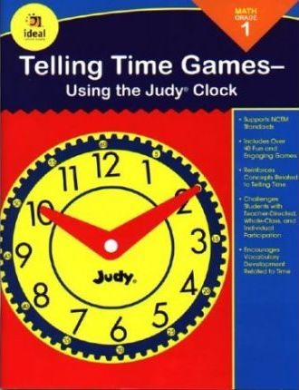 Telling Time Games, Grade 1