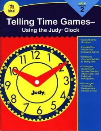 Telling Time Games, Grade 2