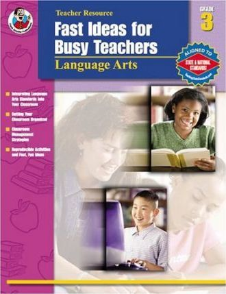 Fast Ideas for Busy Teachers: Language Arts, Grade 3