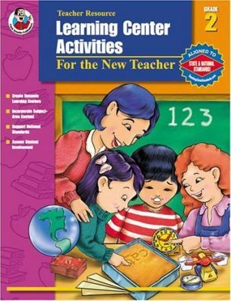 Learning Center Activities, Grade 2