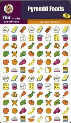 Pyramid Foods Little Chart Stickers