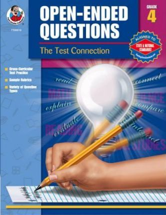 Open-Ended Questions, Grade 4