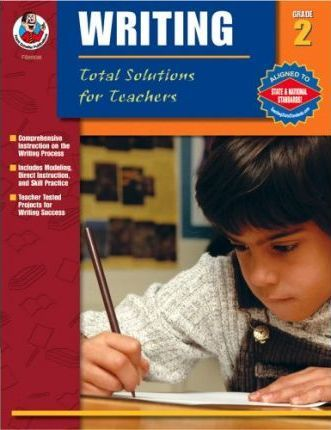 Total Solutions for Teachers Writing, Grade 2