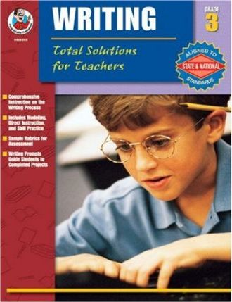 Total Solutions for Teachers Writing, Grade 3