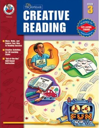 "The ""Un-Workbook"" Creative Reading, Grade 3"