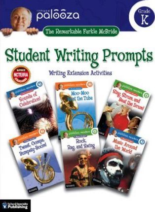 The Remarkable Farkle McBride Student Writing Prompts