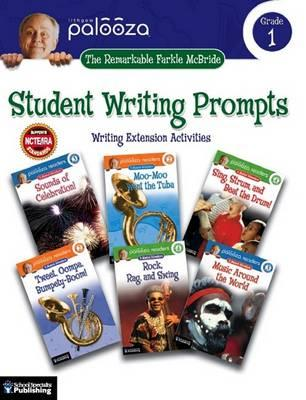 The Remarkable Farkle McBride Student Writing Prompts, Grade 1